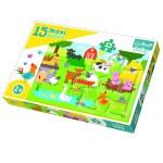 Cuy Games - INFANTIL - MAXI 15 PIEZAS - GRANJA -