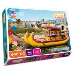 Cuy Games - 500 PIEZAS - ISLAS DE LOS UROS, PUNO -