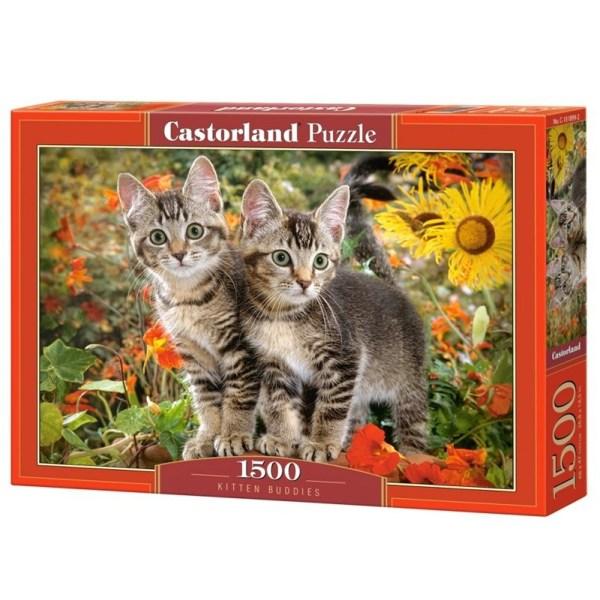 Cuy Games - 1500 PIEZAS - KITTEN BUDDIES -