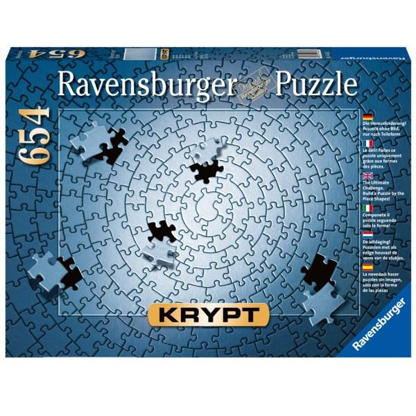 Cuy Games - 654 PIEZAS - KRYPT PLATA -