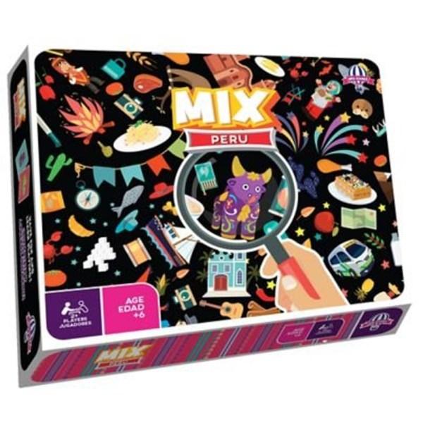 Cuy Games - MIX PERU -