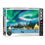 Cuy Games - 1000 PIEZAS - NORTHERN LIGHTS YELLOWKNIFE -