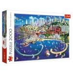 Cuy Games - 2000 PIEZAS - SAN FRANCISCO -