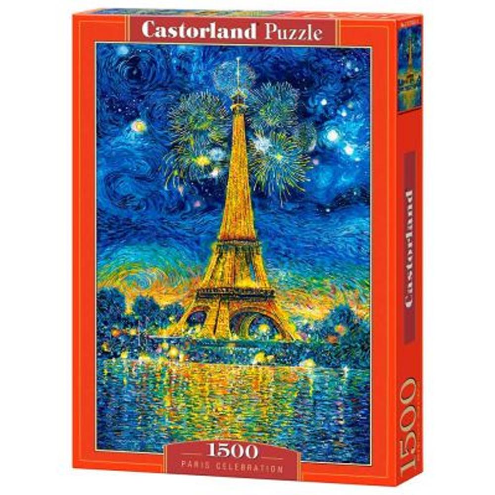 Cuy Games - 1500 PIEZAS - PARIS CELEBRATION -