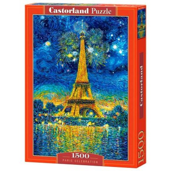 1500 PIEZAS – PARIS CELEBRATION