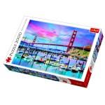 Cuy Games - 2000 PIEZAS - PUERTA DE ORO SAN FRANCISCO -