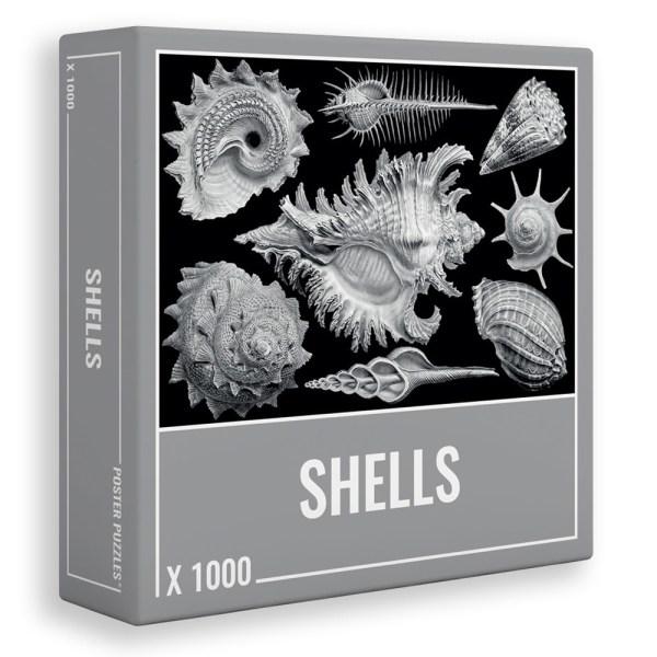 Cuy Games - 1000 PIEZAS - SHELLS -