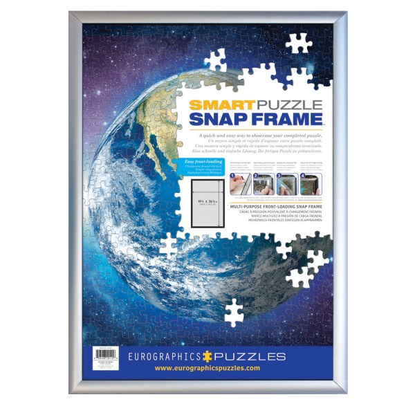 Cuy Games - SNAP FRAME SILVER -