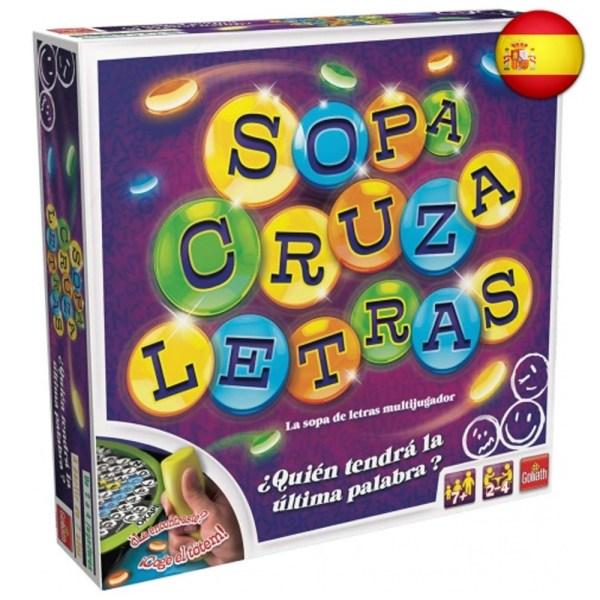 SOPA DE CRUZALETRAS