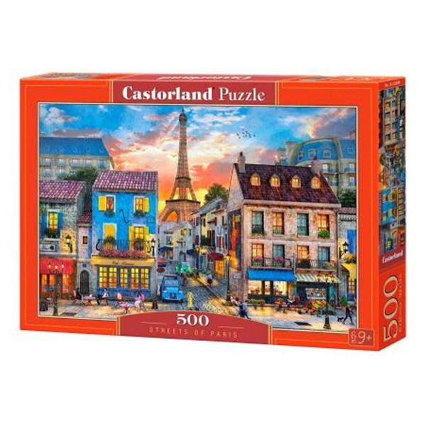 Cuy Games - 500 PIEZAS - STREETS OF PARIS -