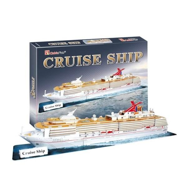 Cuy Games - 86 PIEZAS - CRUISE SHIP -