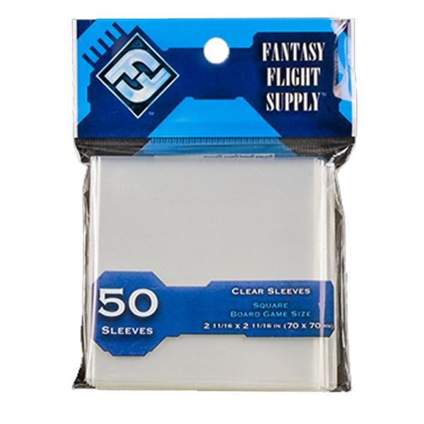 Cuy Games - FUNDA 70X70MM 50PACK -