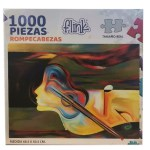 Cuy Games - 1000 PIEZAS - METALLIC - PINTURA ARTE GUITARRA -