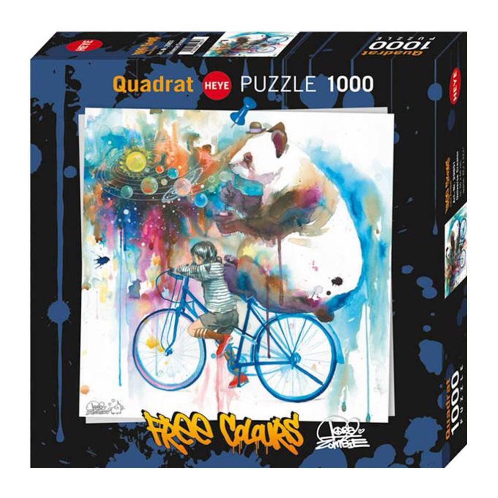 Cuy Games - 1000 PIEZAS - Universe Creator -