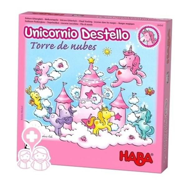 Cuy Games - UNICORNIO TORRE DE NUBES -
