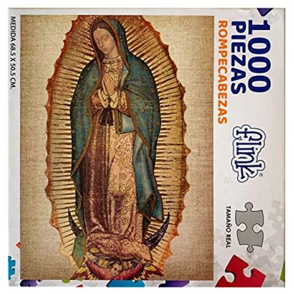 Cuy Games - 1000 PIEZAS - VIRGEN DE GUADALUPE -