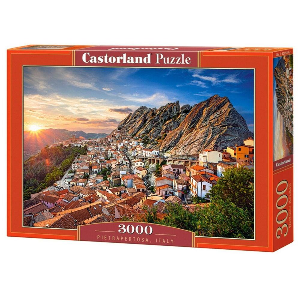 Cuy Games - 3000 PIEZAS - PIETRAPERTOSA, ITALY -
