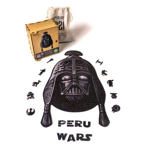 400 PIEZAS – PERU WARS
