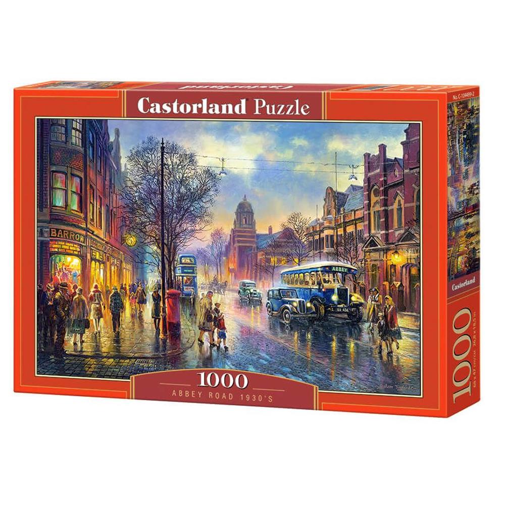 Cuy Games - 1000 PIEZAS - ABBEY ROAD 1930 -