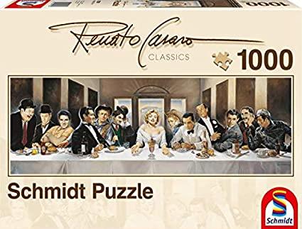 Cuy Games - 1000 PIEZAS - CENA DE FAMOSOS -