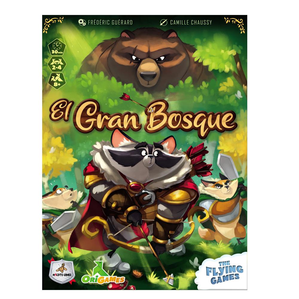 Cuy Games - EL GRAN BOSQUE -