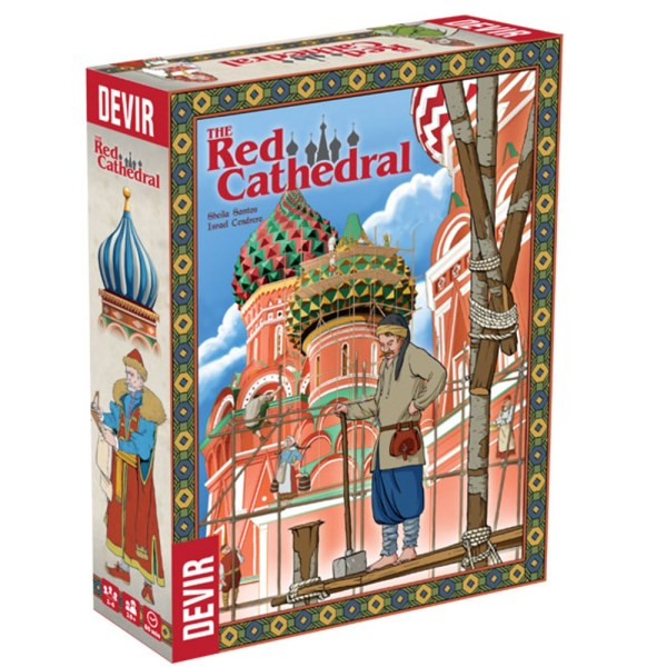 Cuy Games - THE RED CATHEDRAL -
