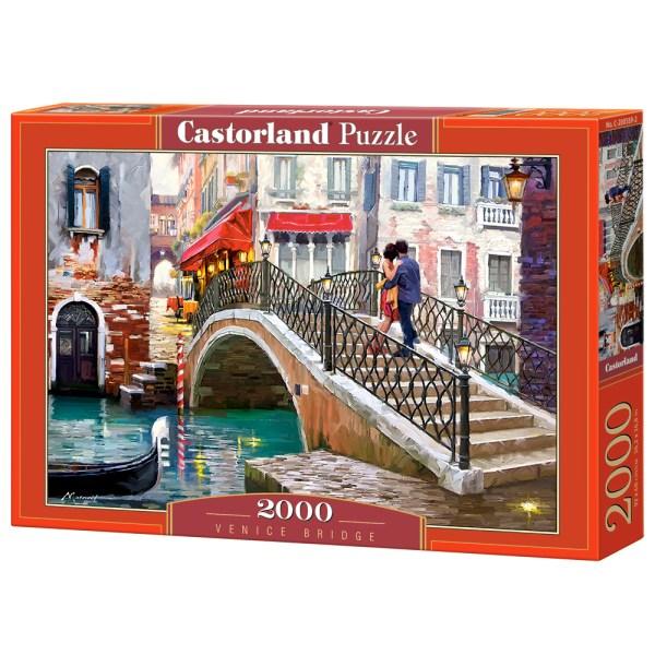 2000 PIEZAS – VENICE BRIDGE