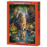 Cuy Games - 1500 PIEZAS - WOLF IN THE WILD -