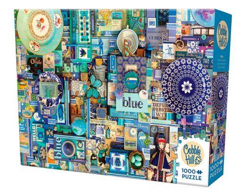 Cuy Games - 1000 PIEZAS - BLUE -