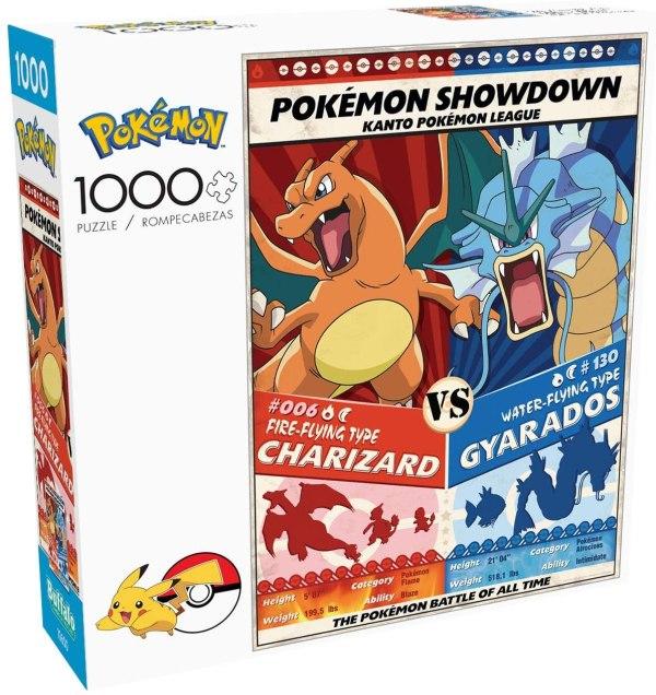 Cuy Games - 1000 PIEZAS - POKEMON SHOWDOWN -