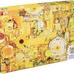 Cuy Games - 1000 PIEZAS - YELLOW -