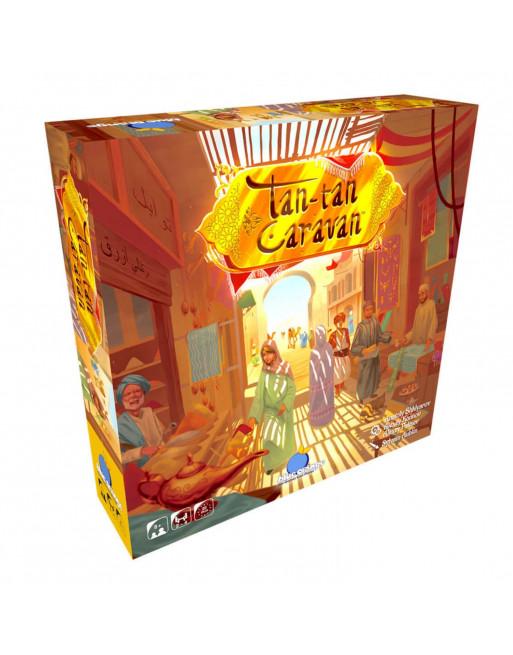 Cuy Games - Tan Tan Caravan -