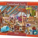 Cuy Games - 500 PIEZAS - THE CLUTTERED ATTIC -