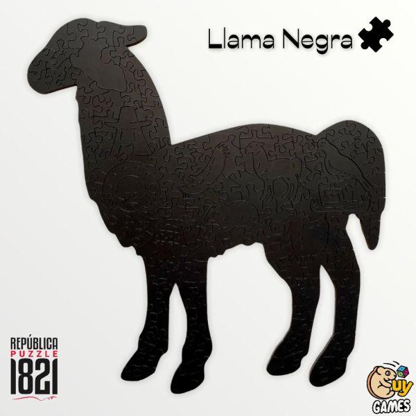 Cuy Games - 150 PIEZAS - LLAMITA -