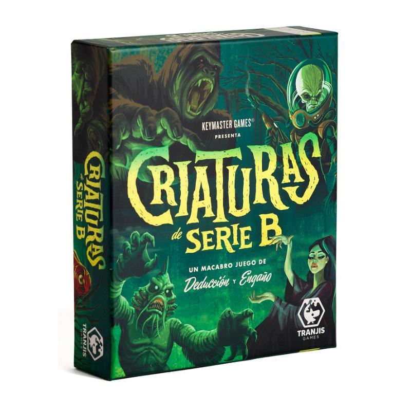 Cuy Games - CRIATURAS DE SERIE B -