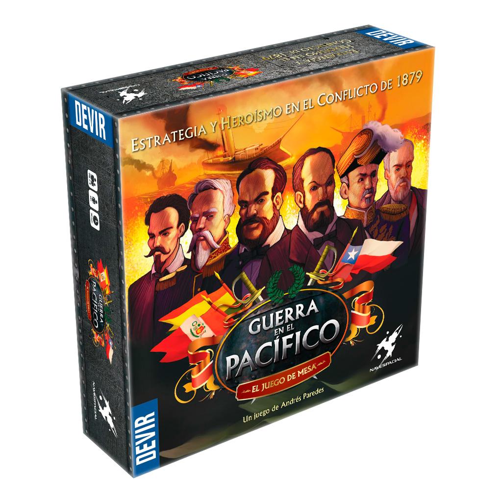 Cuy Games - GUERRA EN EL PACIFICO -