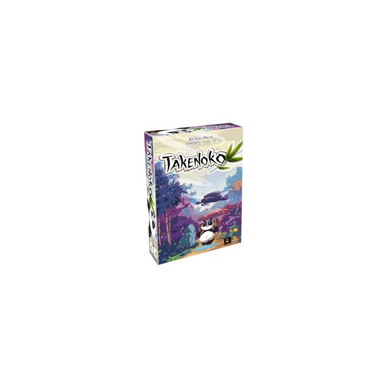 Cuy Games - TAKENOKO -
