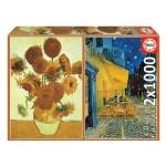 Cuy Games - 2x1000 PIEZAS - VINCENT VAN GOGH -