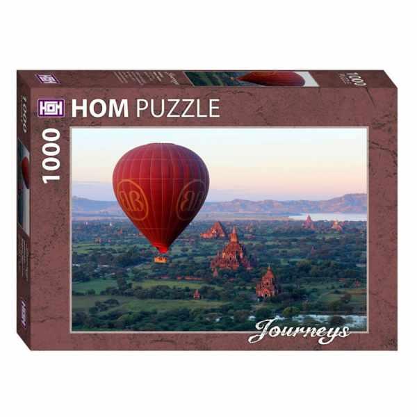 Cuy Games - 1000 PIEZAS - BAGAN MYANMAR -