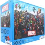 Cuy Games - 3000 PIEZAS - MARVEL -