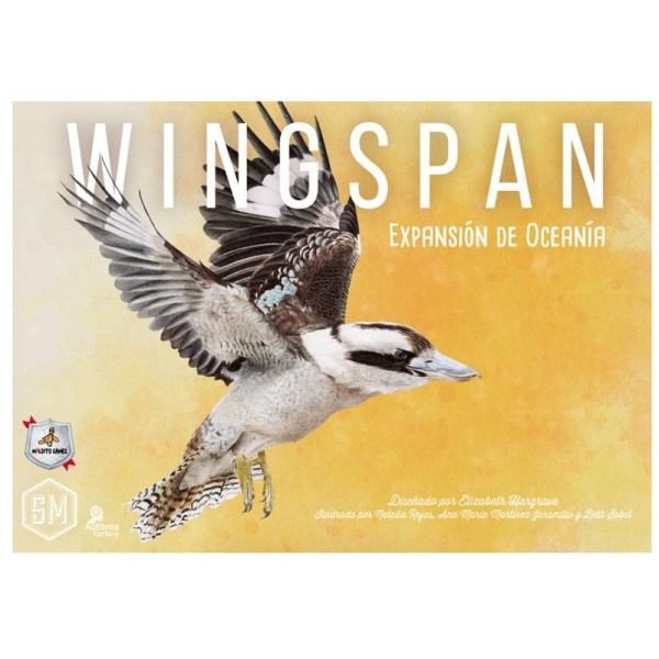 Cuy Games - WINGSPAN EXPANSION OCEANIA -