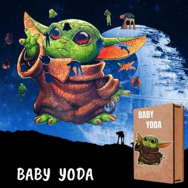 Cuy Games - BABY YODITA - MADERA -
