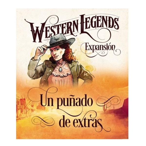 WESTERN LEGENDS UN PUÑADO DE EXTRAS