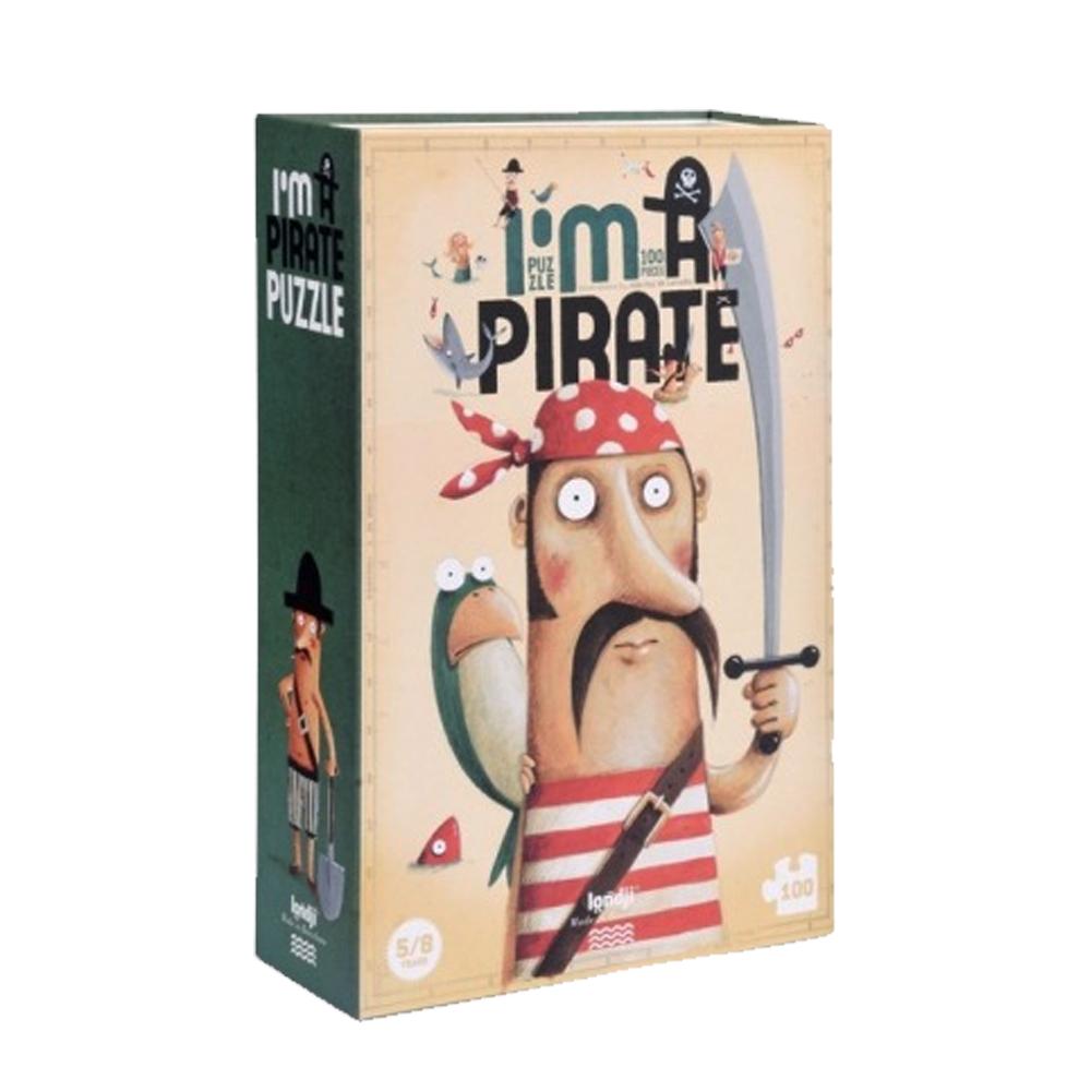 Cuy Games - 100 PIEZAS - I AM A PIRATE -