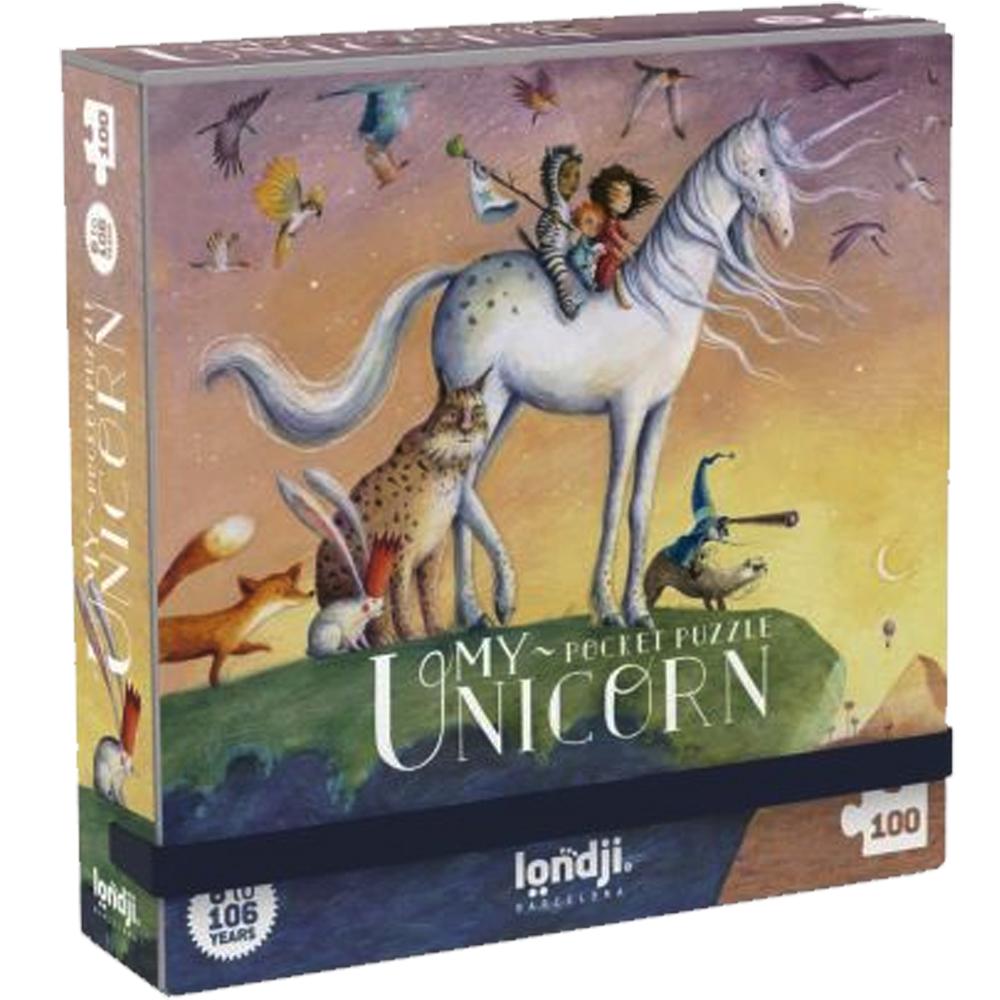 Cuy Games - 100 PIEZAS - MY UNICORN POCKET -