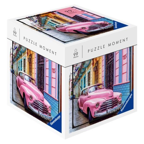Cuy Games - 99 PIEZAS - PUZZLE MOMENT - CUBA -