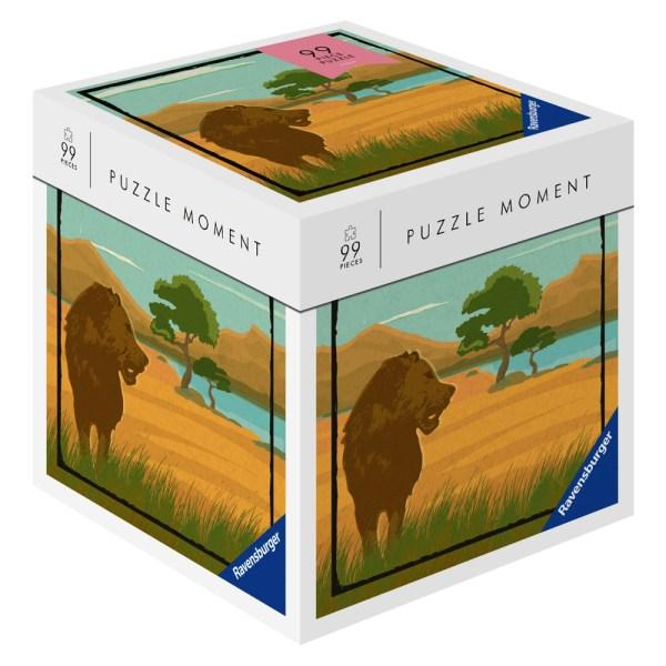 Cuy Games - 99 PIEZAS - PUZZLE MOMENT - SAFARI -