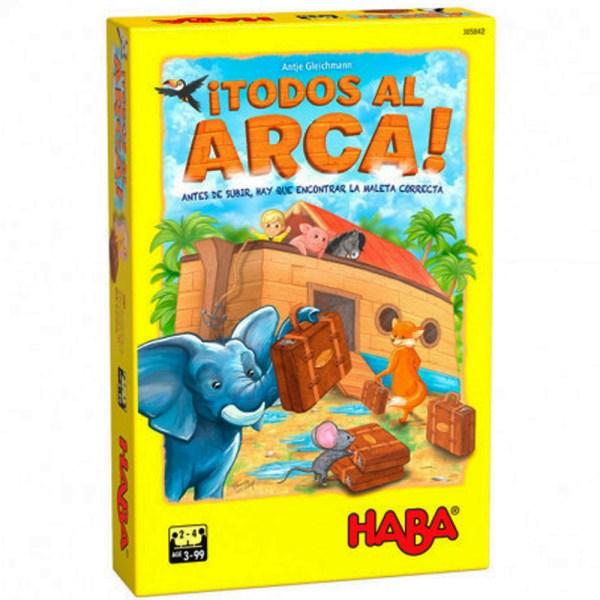 Cuy Games - TODOS AL ARCA -