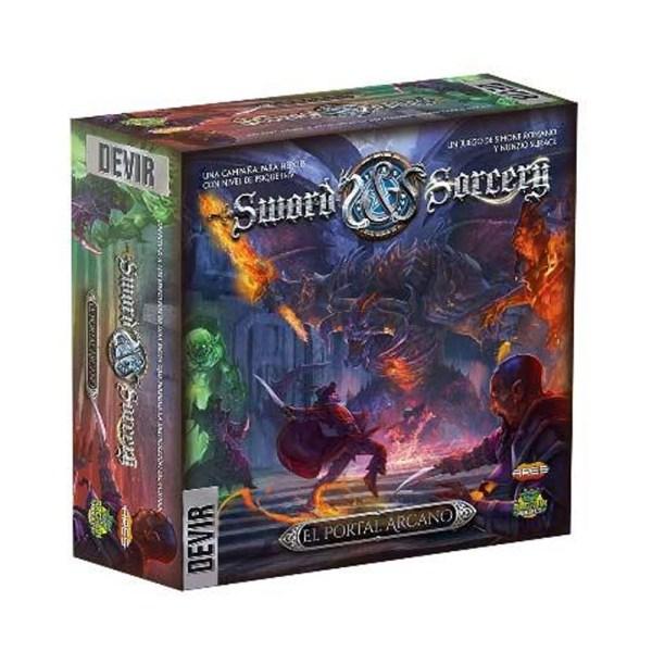 Cuy Games - SWORD&SORCERY EL PORTAL ARCANO -