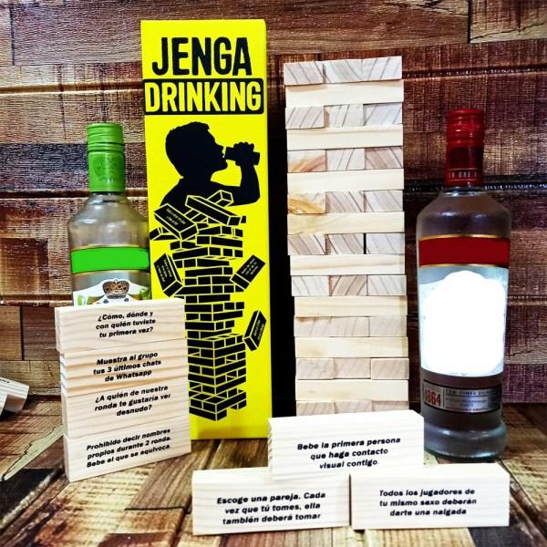 JENGA DRINK MR BREWER